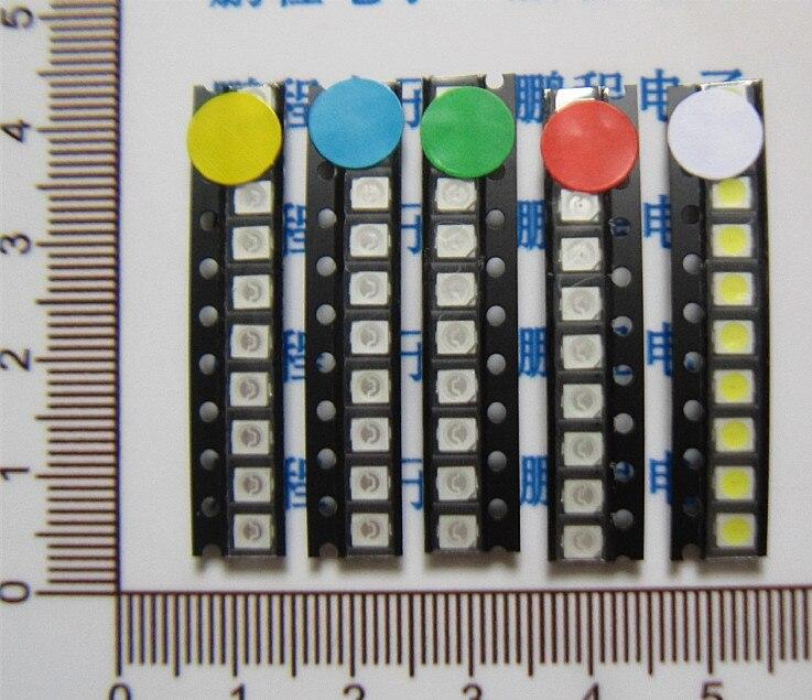 500pcs White POWER TOP 1210 3528 SMD SMT PLCC-2 LED New Wholesale