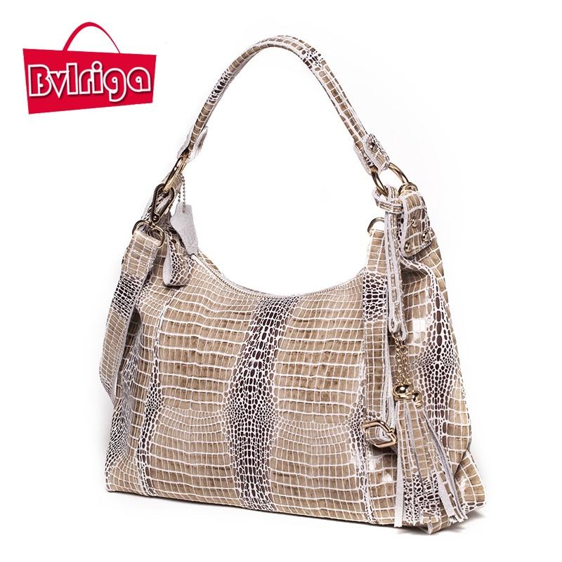BVLRIGA Luxury handbags women bags designer women messenger bags women leather h