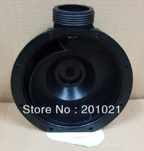 LX TDA200 Pump Wet End Body only whole pump wet end part for lx lp series including pump body pump cover impeller seal