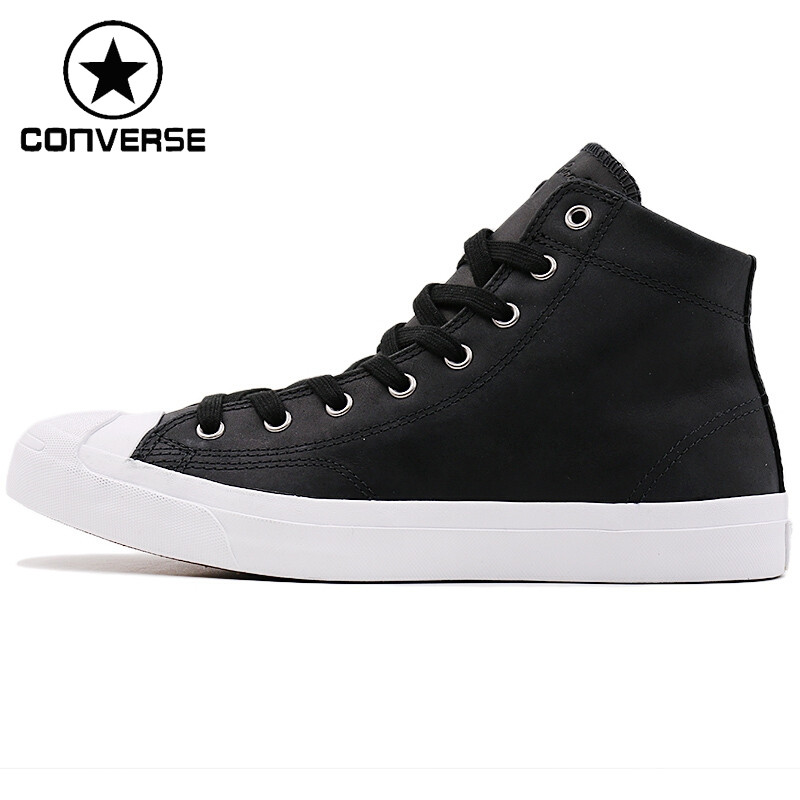 Original New Arrival 2017 Converse  Men's  Skateboarding Shoes High Top Canvas Sneakers original converse women s high top skateboarding shoes sneakers