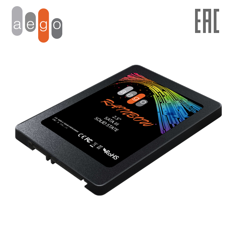 Unidade SSD SSD-накопитель AEGO, 960 GB 480 GB 240 GB 120 GB