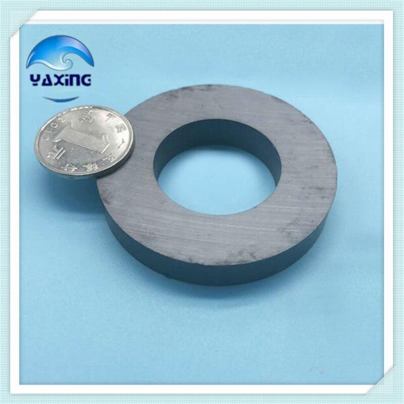 Ring Ferrite Magnet 3pcs/pack Dia60-32x10mm 60*10-32mm  Black magnet mixed ring pack 10pcs