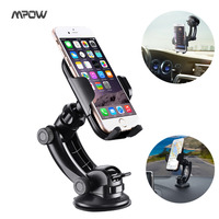Steering Wheel MCM12 Mpow Car Mount Grip Pro 2 Dashboard Adjustable Car Phone Holder Universal Cradle