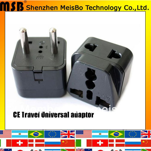 Worlddwide Travel 10a 250v Abs Material South Africa Japan Aus Au Russia Italy Uk Us Swiss To Eu