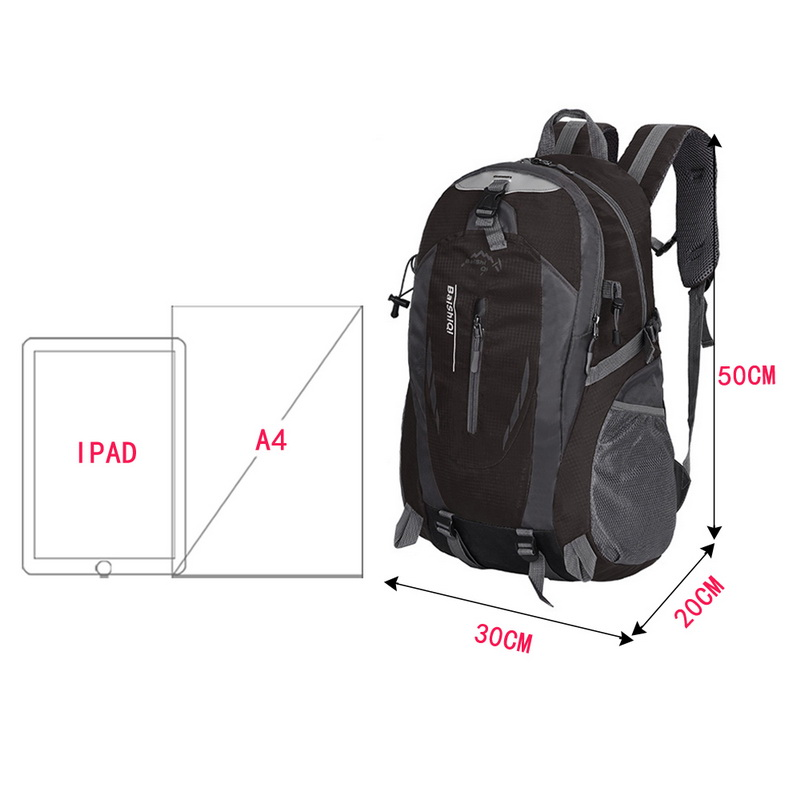 15.6 Inch Brand School Backpack 32x18x48CM 36