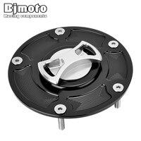 BJMOTO Aluminum Motorcycle Oil Cap Fuel Tank Oil Cover Engine Oil Filler Cap for Ducati Panigale 899 959 1199 1299