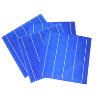 100 шт. 4,5 Вт 18.4% эффективность поликристаллического кремния солнечного элемента 156 мм x 156 мм для продажи
