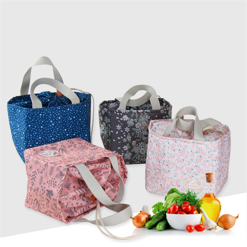 Picnic Bag For Lunch Camping Food Bag Large Insulated Picnic Cooler Bags Insulated Beach Bag