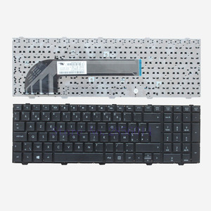 Image 1 - Belgium New Laptop keyboard For HP probook 4540 4540S 4545 4545S 4740 4740S Black BE keyboard without frame