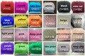 10 Metros/lote Multicolor Largo Fringe recorte 10-15 cm Penachos de Plumas de Avestruz Boa de Plumas Franja de Ropa de Fiesta Accesorios artesanía