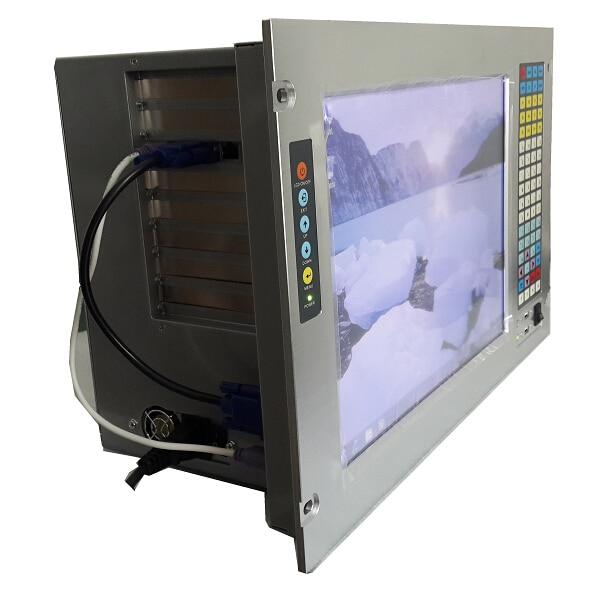 19 colių, 7 colių lentynos montuojamas pramoninis kompiuteris, 15 - Pramoniniai kompiuteriai ir priedai - Nuotrauka 3