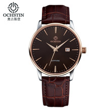 2016 Ochstin Дамы Наручные Часы Мужчины Лучший Бренд Класса Люкс Известный Мужской Часы Кварцевые Женщины Наручные Часы Кварцевые часы Relogio Masculino