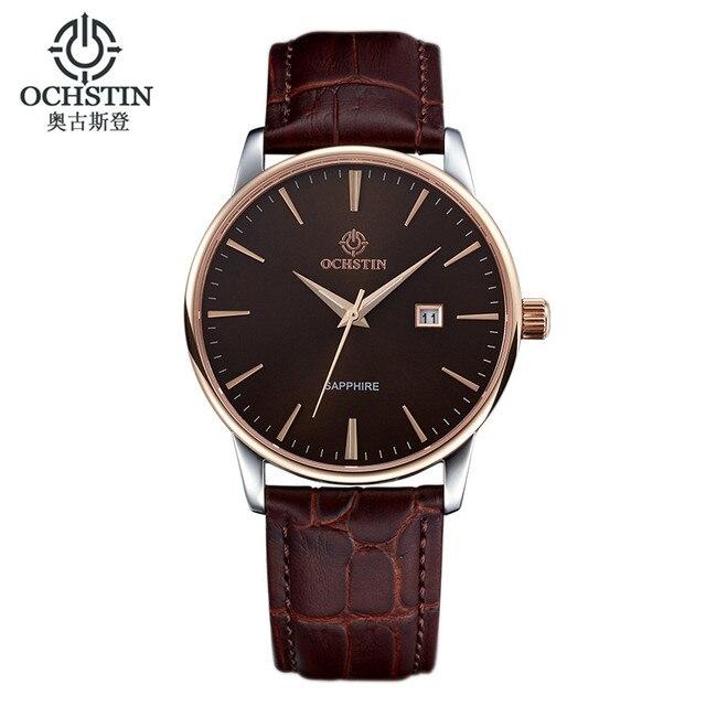 2016 Ochstin Ladies Wrist Watch Men Top Brand Luxury Famous Male Clock Quartz Wo