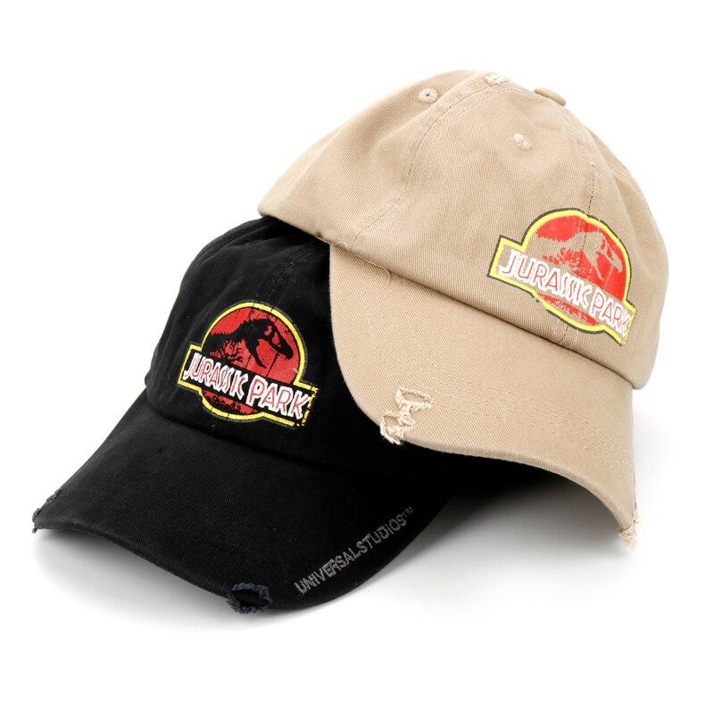 MQCHUN Jurassic Park Dinosaur Trucker   Caps   Adjustable Jurassic Park Women Men Cool Summer Cool Mesh   Baseball     Caps   Hats Gift