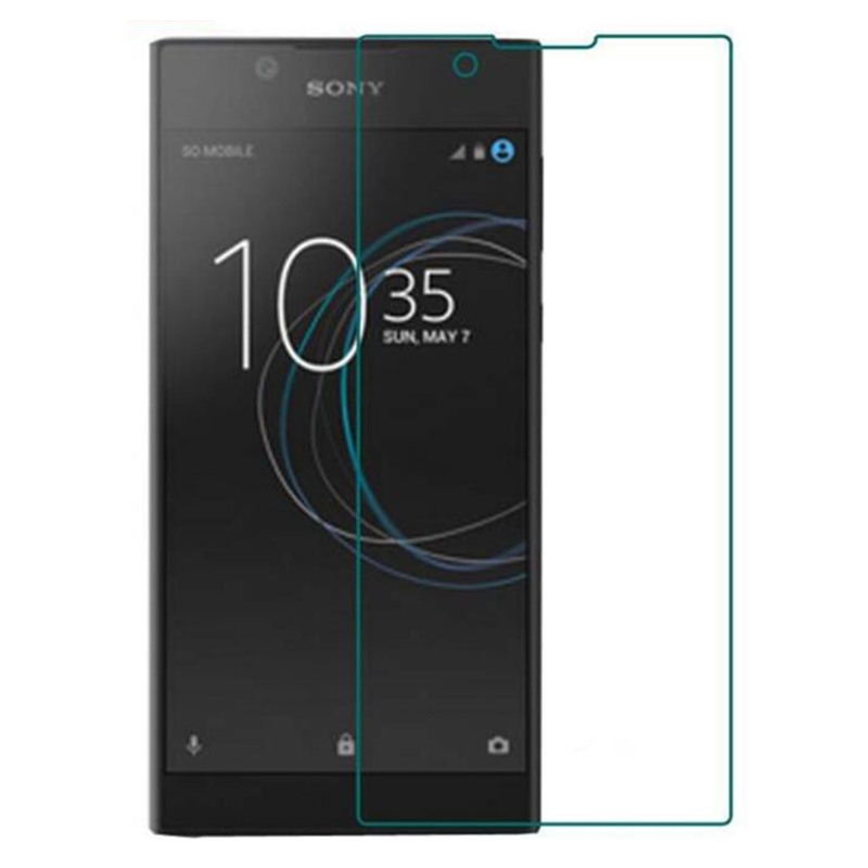 Premium Tempered <font><b>Glass</b></font> For <font><b>Sony</b></font> <font><b>Xperia</b></font> L1 <font><b>L2</b></font> L3 G3311 G3313 Dual SIM G3312 5.5 inch Screen Protector 9H Protective Film Guard image