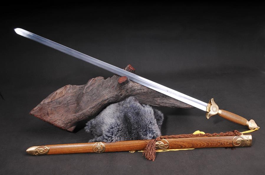 Standard Tai Chi Swords TaiChi Jian Straight Swords