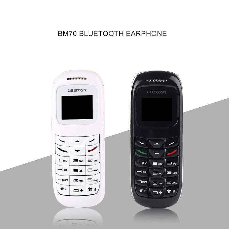 1c60bba4d7e ... GTSTAR BM50/BM70 Wireless Bluetooth Headset Dialer Stereo Mini Pocket  Head Cell Phone Support Dual ...