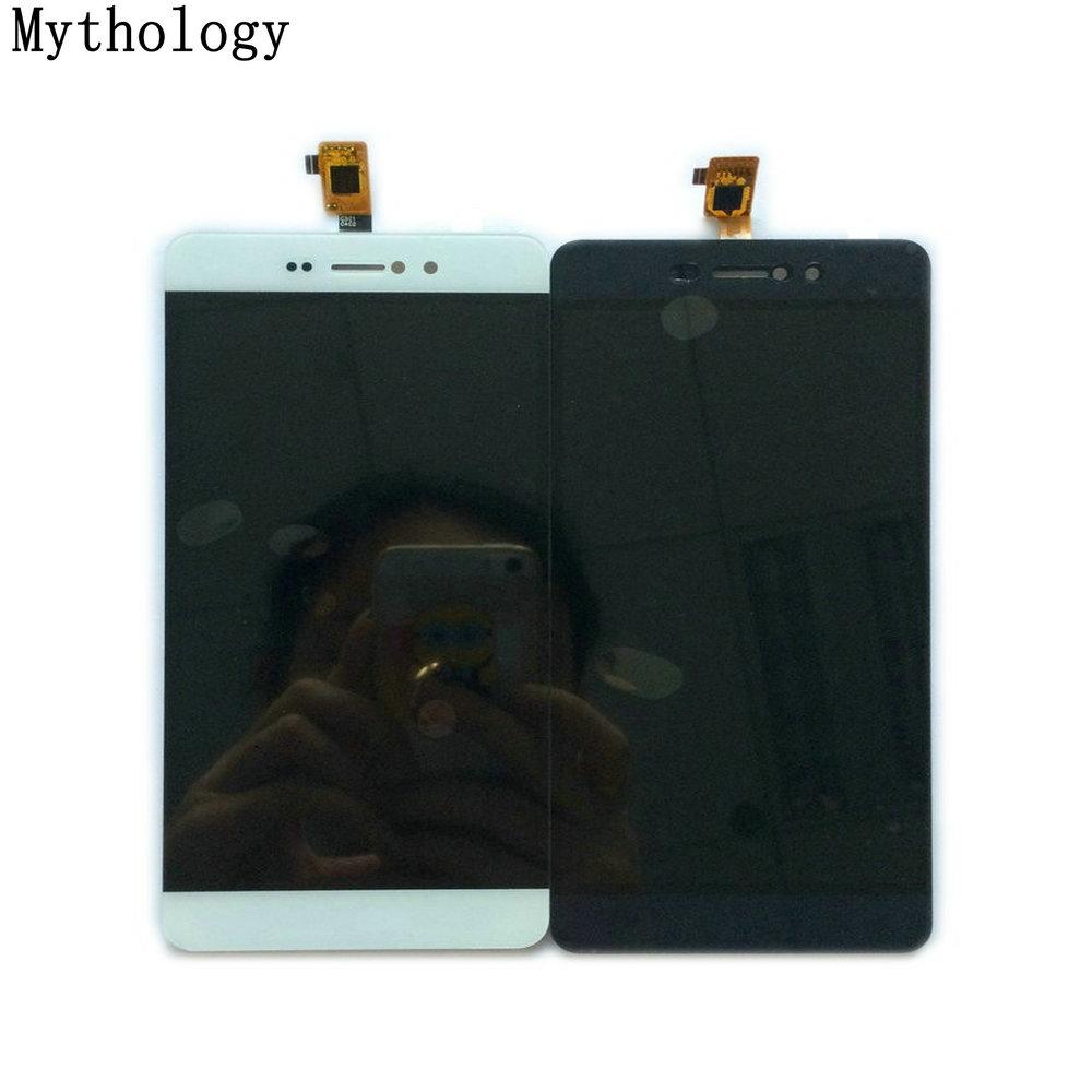 La mythologie Tactile panneau LCD Pour Bluboo Picasso 5.0 pouce 3g/4g mobile téléphone écran Tactile Digitizer assemblée Remplacement
