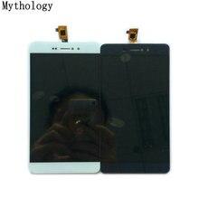 Mitologia panel dotykowy lcd dla Bluboo Picasso 5.0 Cal 3G/4G telefon komórkowy ekran dotykowy wymiana Digitizer zgromadzenie