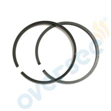 351 00011 0 Piston Ring STD 55mm SET for Tohatsu Nissan 15HP 9 9HP M NS9