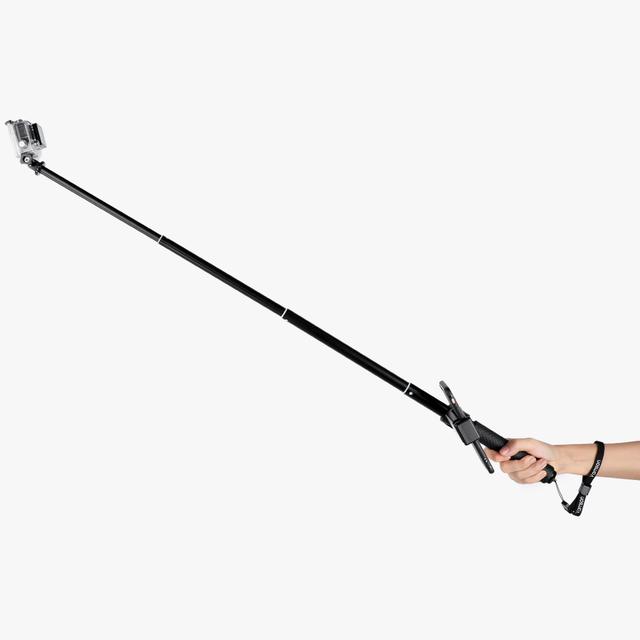 Vamson for Gopro Accessories Tripod Monopod Adjustable Selfie Stick for GoPro Hero 7 6 5 for Xiaomi Yi SJCAM for Phone VP422