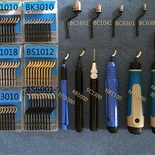 Высококачественный вращающийся скребок для снятия заусенцев, лезвие скребка, BS1010, BS1018, BS3010, NB1100