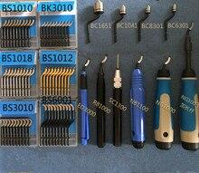 Raspador de desbarbado giratorio de alta calidad, cuchilla para rascar, BS1010, BS1018, BS3010, NB1100