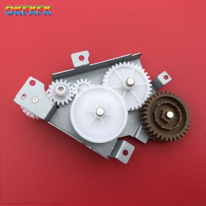 RC2-2432-000 RC2-2432 рычаг поворотная пластина шестерня в сборе боковая пластина привод для HP P4014 P4014n P4015 P4015n P4015x P4515 p4515x