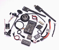 Pixhawk PX4 Autopilot PIX 2 4 8 Flight Controller Safety Switch Buzzer 8N GPS Mini OSD