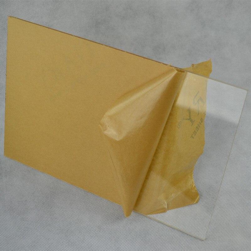 Acryl Blatt Transparent 100X200X1 MM Wohnkultur Plexiglas Malerei ...