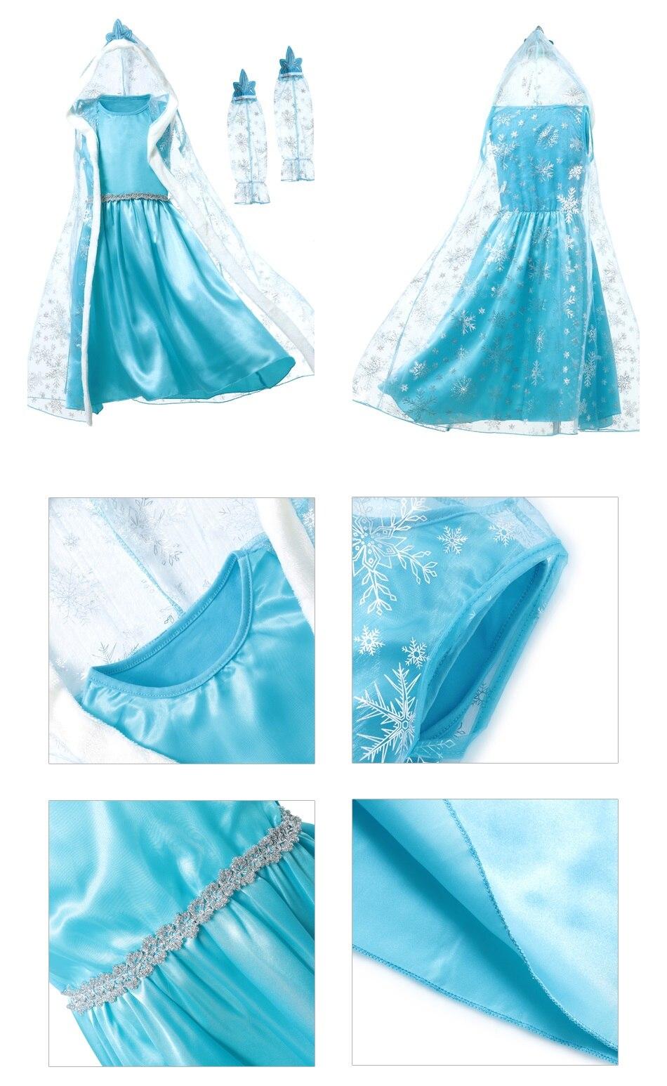 Elsa Dress 12