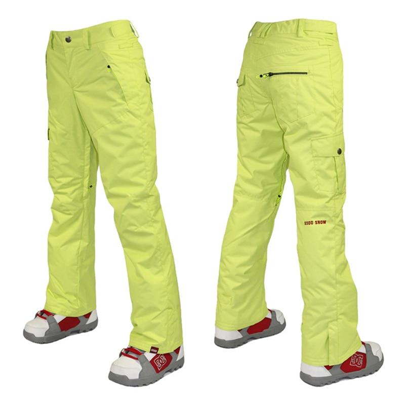 Pantallona të skive dëbore Gsou pantallona të grave për dëborë - Veshje sportive dhe aksesorë sportive - Foto 3
