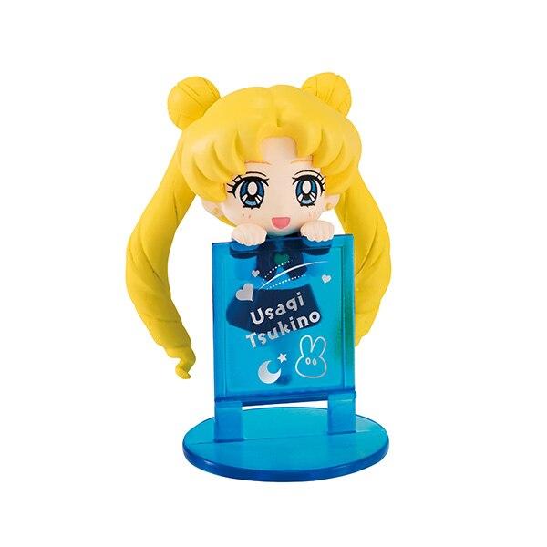 PrettyAngel - Genuine Megahouse Ochatomo Series Pretty Guardian Sailor Moon Three Lights Complete Figures Set of 4 PCS 2