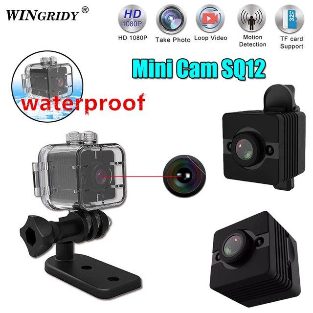 Mini kamera + karta 16/32 GB 2
