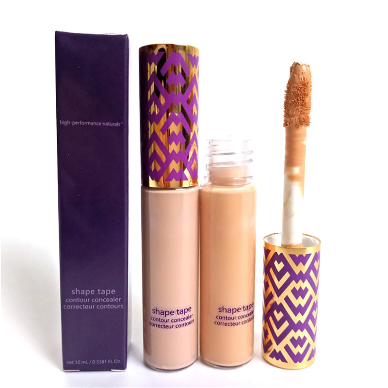 5 Colors Long-lasting Face Liquid Foundation Facial Makeup Dark Eye Circle Hide Blemish Face Care Blemish Creamy Concealer Stick