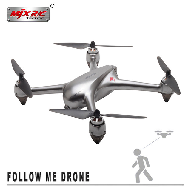 MJX B2SE 5G WiFi FPV 1080P Camera GPS Brushless Altitude Hold RC Drone Quadcopter RTF