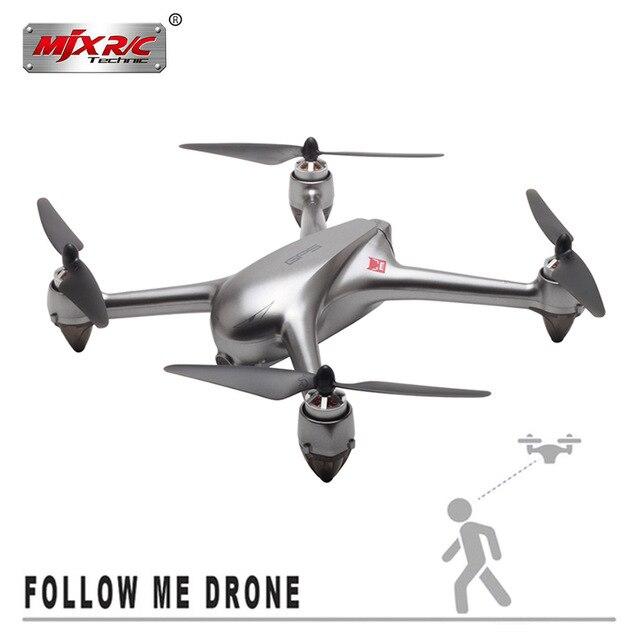 MJX B2SE 5G WiFi FPV 1080P Câmera GPS Altitude Hold Brushless RC Drone Quadcopter RTF