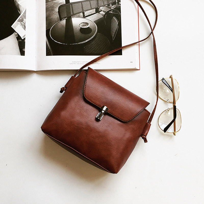 Fashion 2018 Small Black Bag Women Messenger Bags Female Handbag Shoulder Bag Flap Ladies Crossbody Bag Mini Bolsa Feminina 2018 hot sale cow leather women handle bags crossbody bag car structure flap bags bolsa feminina shoulder crossbody small bag