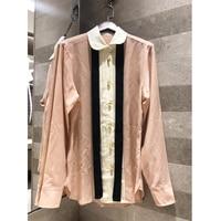 3bf590432 2019 Summer Long Sleeved Shirt Women S Retro Break Lapel Long Sleeved Women  S Shirt Silk