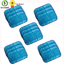 15pcs Microfiber Replacement Mop Pro-Clean Mopping Cloths For Braava Floor Mopping Robot 380 380t 320 Mint 4200 4205 5200 5200C
