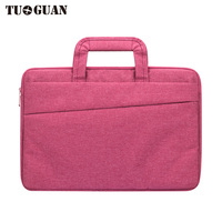 TUGUAN Men Women Scratch Proof Waterproof Business Laptop Bags Handbag Portable Computer Case Briefcases Air Pro