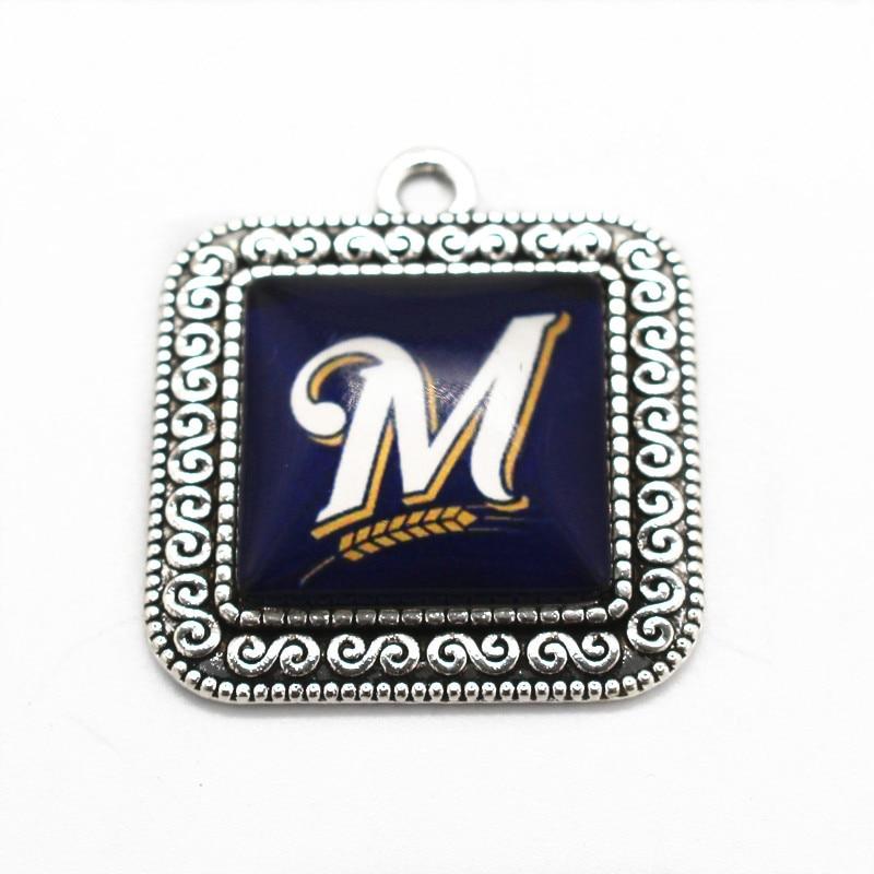 Newest 20pcs/lot New Milwaukee Brewers Baseball Team