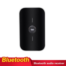 Bluetooth 2 in 1 audio receiver transmitter V4.0 with 3.5MM stereo audio port adpat for TV PC CD player ipad iphone