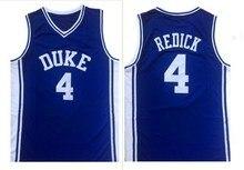 8689c6b144b6 La MaxPa JJ Redick 4 Duke Blue Devils College Throwback Basketball Jersey  Stitched