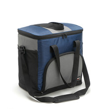 цены Lunch Bags Thermal Insulation Bag Waterproof Portable Bag with Large Capacity Multi Person Lunch Box Bag Washing Cold Storage