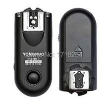 Yongnuo RF-603 II n1, Rf II 603 gatilho Flash 2 transceptores para NIKON D800 D3X D3 D2X D800E D810 D700 D300 D200 D100