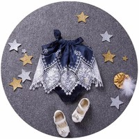 2018 Yenidoğan Bebek Kız Elbise Bebek Kız Moda Dantel Romper Çocuk Yaz Tulum Kıyafetler Paysuits Ücretsiz Kargo