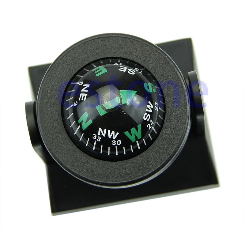 Mini Marine Pivoting Pocket Sea Compass Boat Survival For Hiking Camping Outdoor