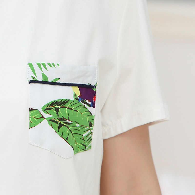 נשים ענקיות אופנה מזדמן קיץ הלבשת homewear פיג 'מה סטי כותנה שרוול קצר 2 יחידות גודל פלוס נשי חליפת nightwear
