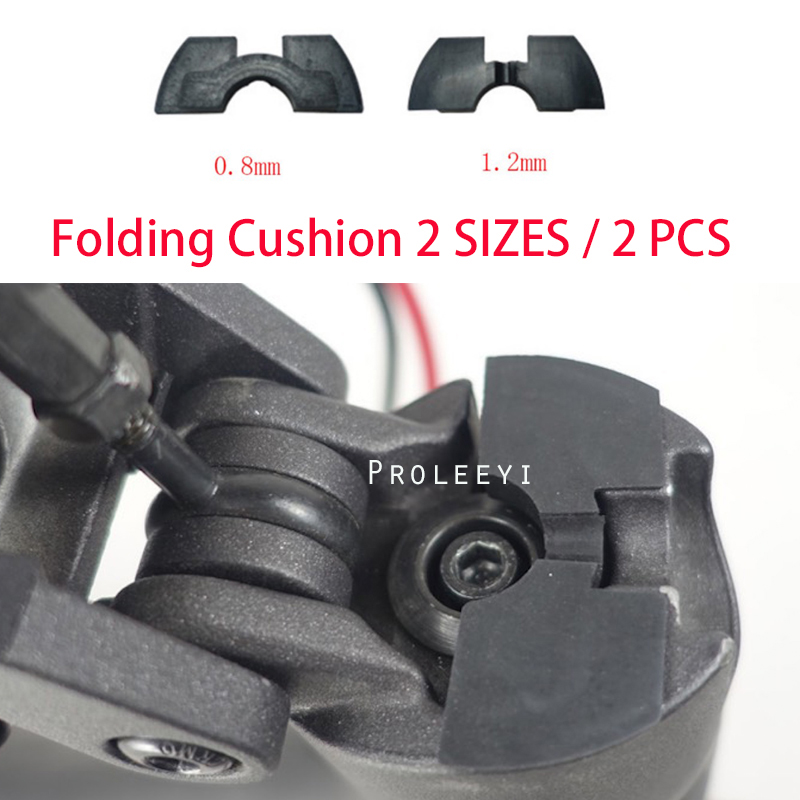 Avoid Shake Reducers For XIAOMI M365 Electric Scooter Front Fork Avoid Damping Rubber Pad Folding Cushion For m36 and M365 Pro